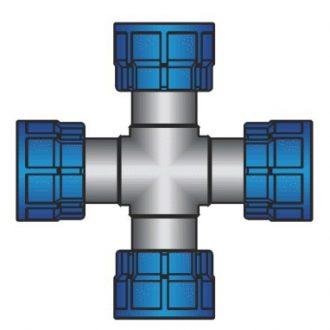 Kríž vnútorné závity